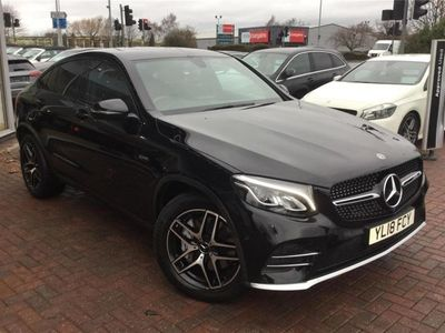 used Mercedes GLC43 AMG AMG4MATIC