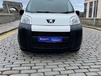used Peugeot Bipper HDI PROFESSIONAL
