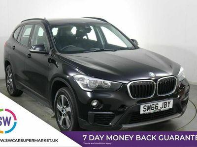 used BMW X1 SDRIVE18D SE