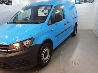 used VW Caddy 1.6 Tdi 102Ps Startline Van