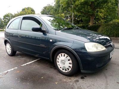 used Vauxhall Corsa 1.2 i 16v Comfort Easytronic 3dr