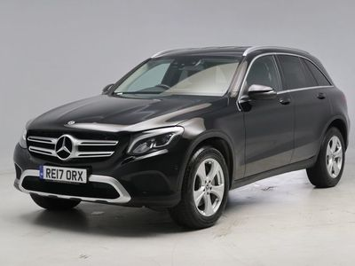 used Mercedes 220 GLC Class GLC4Matic Sport 5dr 9G-TronicKeeping you safe