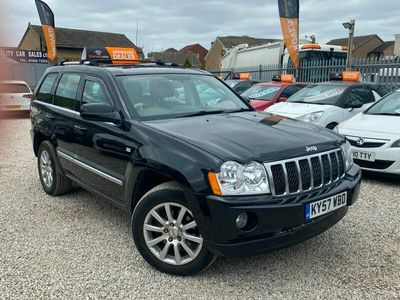 used Jeep Grand Cherokee Station Wagon 3.0 CRD Overland 5d Auto