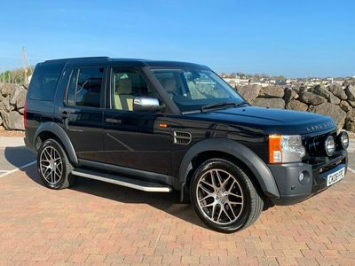 used Land Rover Discovery 3 2.7 Td V6 HSE 5dr Automatic 7 seat 7 seat stunning condition