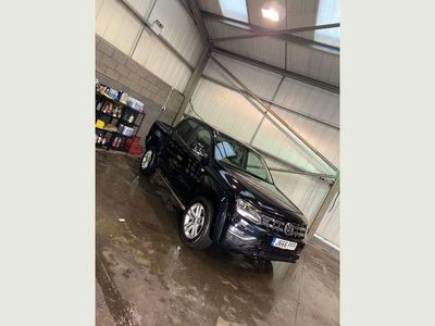 used VW Amarok 3.0 TDI V6 BlueMotion Tech Highline Double Cab Pickup Auto 4Motion (s/s) 4dr