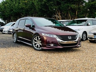 used Honda Odyssey 2.4 I-VETC AUTO ABSOLUTE MODEL NEW SHAPE 7 SEATER MPV GRADE 4 5-Door