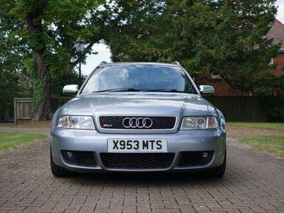 used Audi RS4 Avant 2.7 Avant quattro 5dr