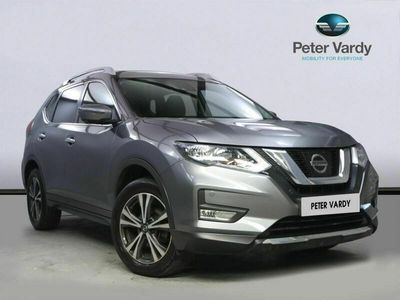 used Nissan X-Trail 1.6 dCi N-Connecta 5dr Xtronic