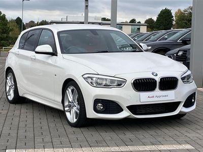 used BMW 118 1 Series 2.0TD d M Sport 5d