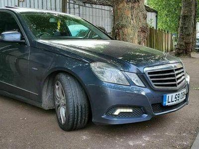 used Mercedes E250 E Class 2.1CDI BlueEFFICIENCY Avantgarde 4dr