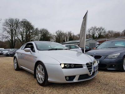 used Alfa Romeo Brera Brera 20063.2 V6 JTS SV Q4 2DR 260 BHP Coupe 2006