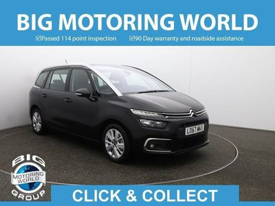 used Citroën C4 GRAND BLUEHDI FEEL S/S for sale | Big Motoring World