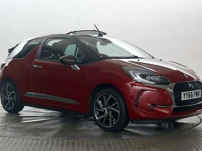 used DS Automobiles DS3 Cabriolet 1.6 THP 165 Prestige 2-Door