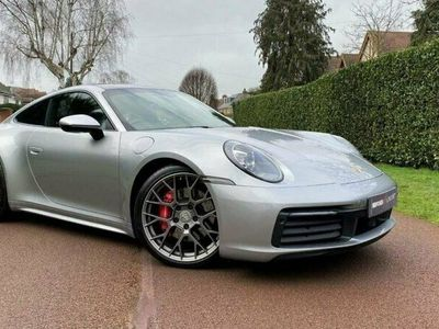 used Porsche 911 Carrera 4S 3.0T 992 PDK 4WD (s/s) 2dr