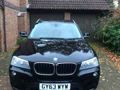 used BMW X3 2.0 20d SE Auto xDrive 5dr