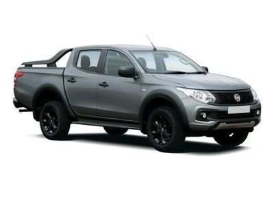 used Fiat Fullback 2.4 180hp LX Double Cab Pick Up Auto Double Cab Pick-up, 2017, not known, 37576 miles.