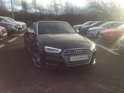 used Audi A3 Cabriolet S3 TFSI 300 Quattro 2dr S Tronic 2019/69