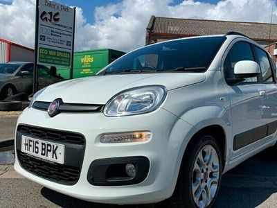 used Fiat Panda Hatchback 1.2 Lounge 5d