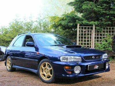 used Subaru Impreza 2.0 Turbo 2000 (el/sr) Hatchback 5d
