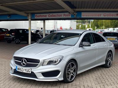 used Mercedes CLA220 ClaCDI AMG Sport 4dr Tip Auto