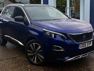 used Peugeot 3008 2.0 BlueHDi GT Line Premium EAT (s/s) 5dr