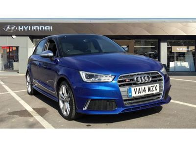 used Audi A1 S1 Tfsi Quattro 5Dr