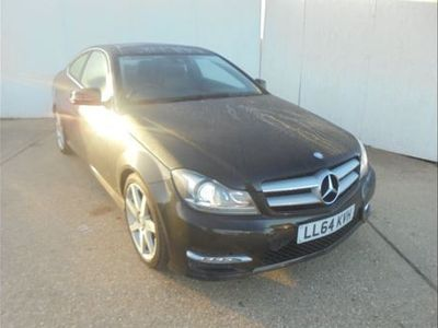 used Mercedes C250 C CLASSCDI AMG Sport Edition 2dr Auto [Premium Plus] Black Automatic Diesel