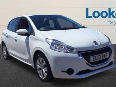 used Peugeot 208 1.4 HDi FAP Access+ Hatchback 5dr Diesel Manual (98 g/km, 70 bhp)