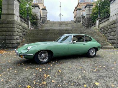 used Jaguar E-Type -