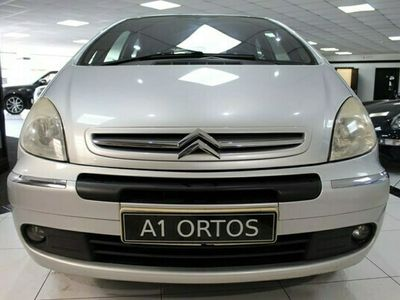 used Citroën Xsara Picasso 1.6 EXCLUSIVE HDI 5d 108 BHP 1 FORMER KEEPER+CLIMATE+A/C