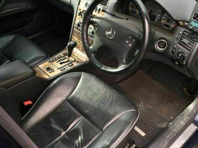 used Mercedes E240 E Class 2.4Avantgarde 5dr
