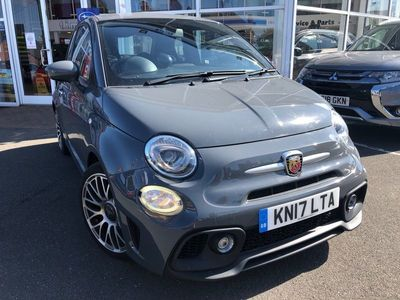 used Abarth 595 1.4 T-Jet 3dr