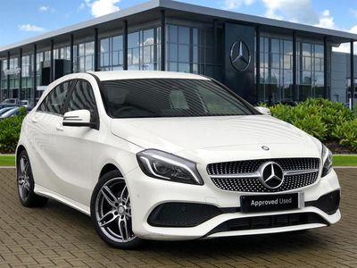 used Mercedes A180 A ClassAmg Line Premium 5Dr Auto Hatchback 2017