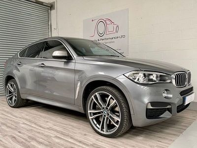 used BMW X6 3.0 M50d SUV 5dr Diesel Auto xDrive (s/s) (381 ps)