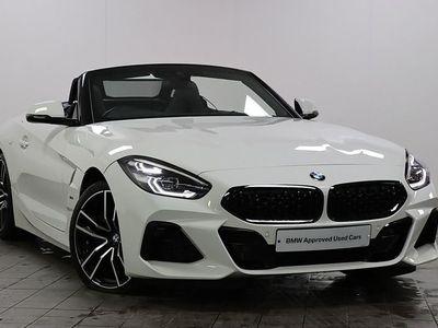 used BMW Z4 Z4 SeriessDrive20i M Sport 2.0 2dr