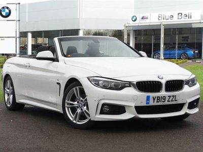 used BMW 420 4 Series i M Sport Convertible Auto 2.0 2dr