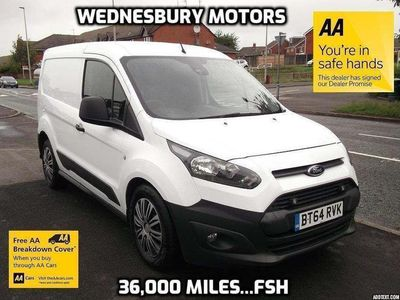 used Ford Transit Connect 1.6 TDCi 220 L1 4dr