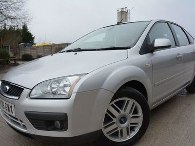 used Ford Focus 2.0 GHIA D 5d 136 BHP ***ONLY 61,000 MILES FROM NEW***