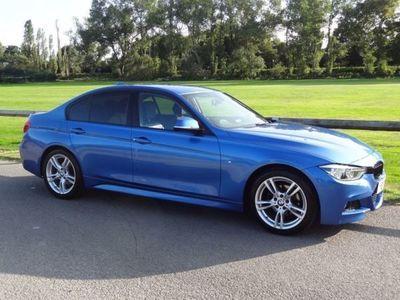 used BMW 318 3 Series 2.0 D M SPORT 4d 148 BHP Auto 4-Door