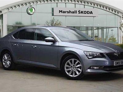 used Skoda Superb 1.5 TSI (150ps) SE Technology ACT Hatchback 5dr