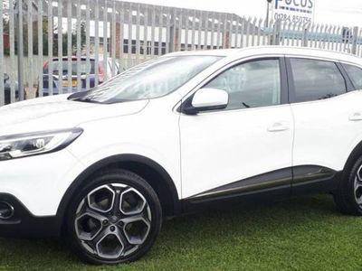 used Renault Kadjar DIESEL AUTOMATIC HATCHBACK 5 DOORS