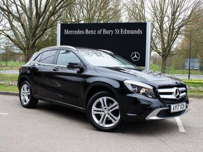 used Mercedes GLA200 GLASport 5Dr [Executive]