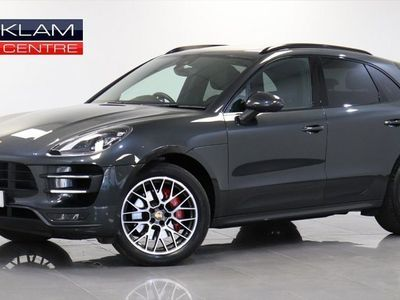 used Porsche Macan Turbo 2016 16 3.6 PDK 5dr