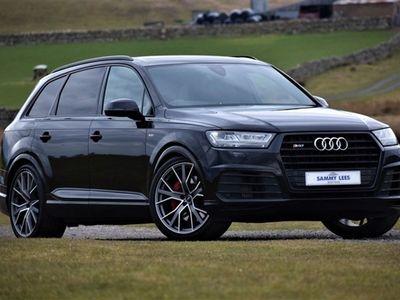 used Audi SQ7 Q7 4.0TDI QUATTRO 5d 429 BHP 1 OWNER, FULL SERVICE HISTORY