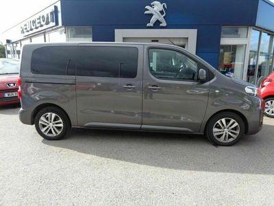 used Peugeot Traveller MPV Allure Long 2.0 BlueHDi 150 S&S (8 seats) 5d