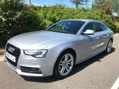 used Audi A5 2.0 TDI 150 S Line 5dr Multitronic [5 Seat] *12 MONTHS MOT INCLUDED + PART EXCHANGE WELCOME