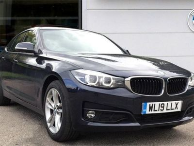 used BMW 320 3 Series d [190] SE 5dr Step Auto [Business Media]