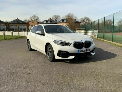 used BMW 118 1 Series 1.5 i Sport DCT (s/s) 5dr