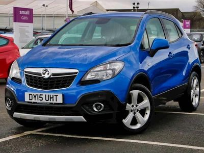 used Vauxhall Mokka 2015 Castle Donington 1.7 CDTi Exclusiv 5dr 4WD