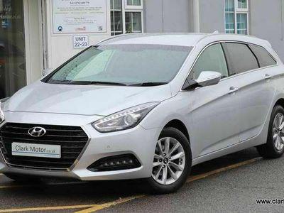 used Hyundai i40 1.7 CRDi Blue Drive SE Nav Tourer (s/s) 5dr